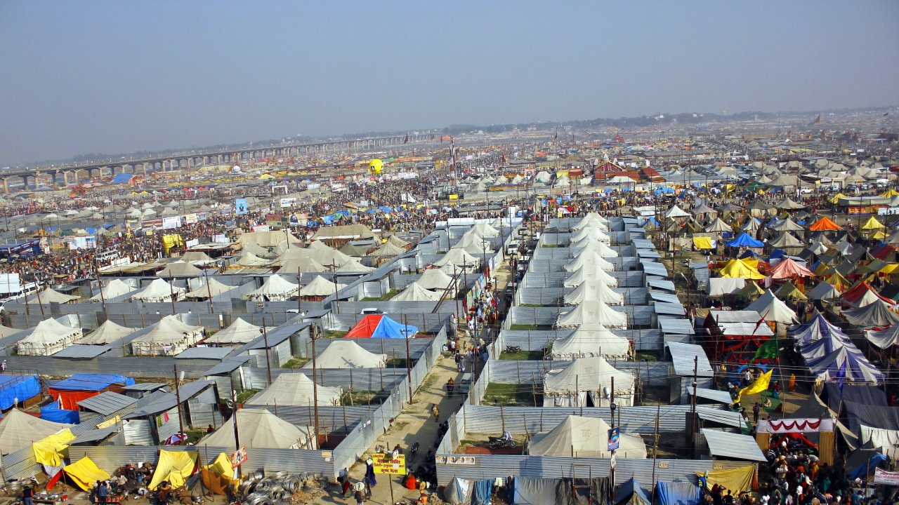 The Great Kumbh Mela